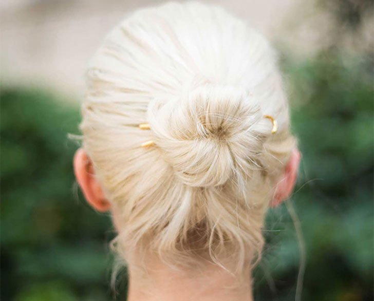 10 Easy Hairstyles For Women Who've Got No Time_6