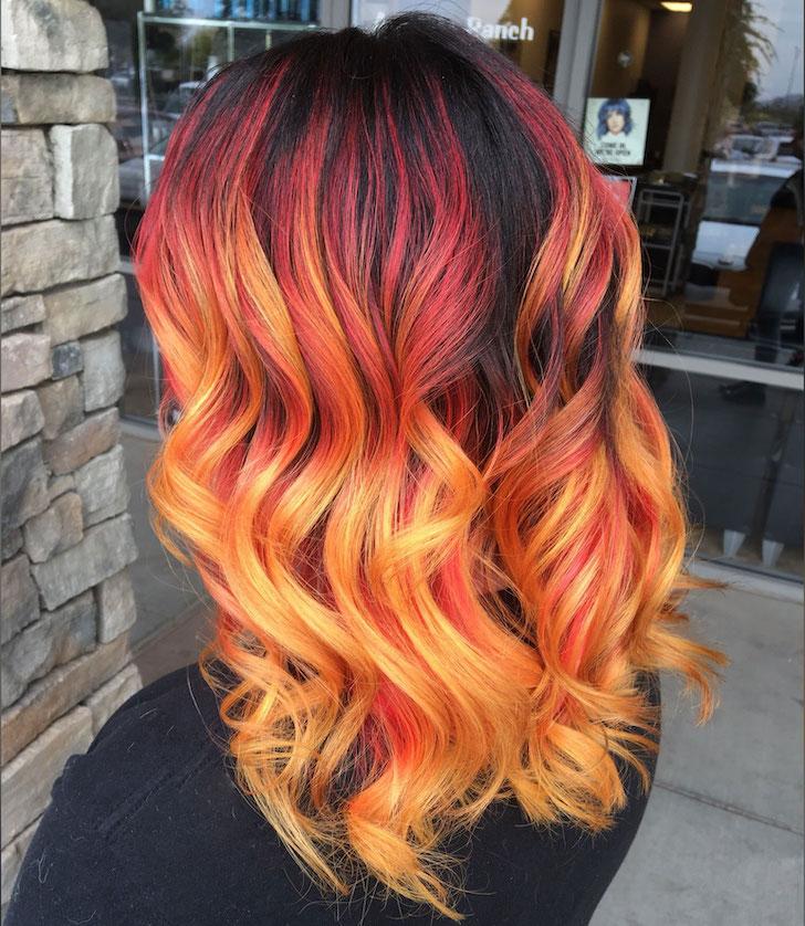 10种令人耳目一新的头发颜色_10