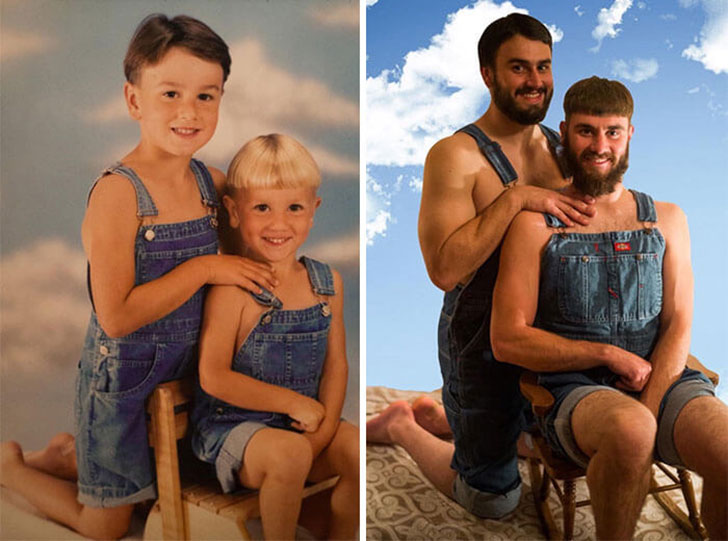 hilarious-people-who-flawlessly-recreated-their-childhood-photos_1