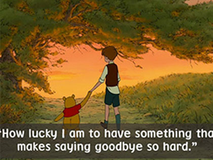 8 Of The Best Winnie The Pooh Quotes To Celebrate Winnie The Pooh Day
