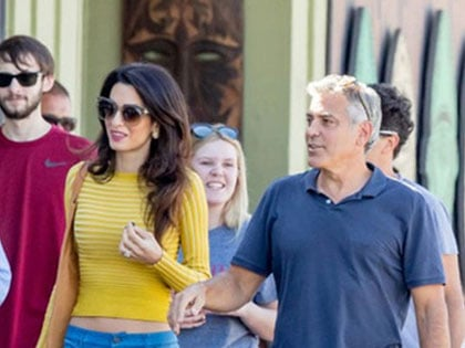 George and Amal Clooney's Most Lovable Couple Moments