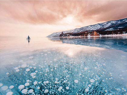 See The Otherworldly Beauty Of Baikal, The Deepest And Oldest Lake On Earth