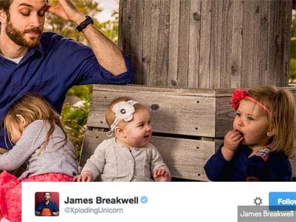 This Guy With Four Daughters Just Might Be The Funniest Dad On Twitter