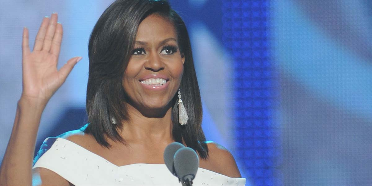 26 Of The Most Iconic Pictures Of Michelle Obama